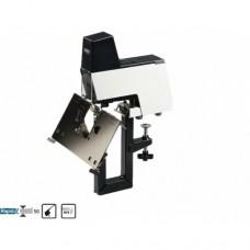 Elektrische nietmachine Rapid 106e wit/zwart