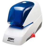 Elektrische nietmachine Rapid 5050e blauw/wit